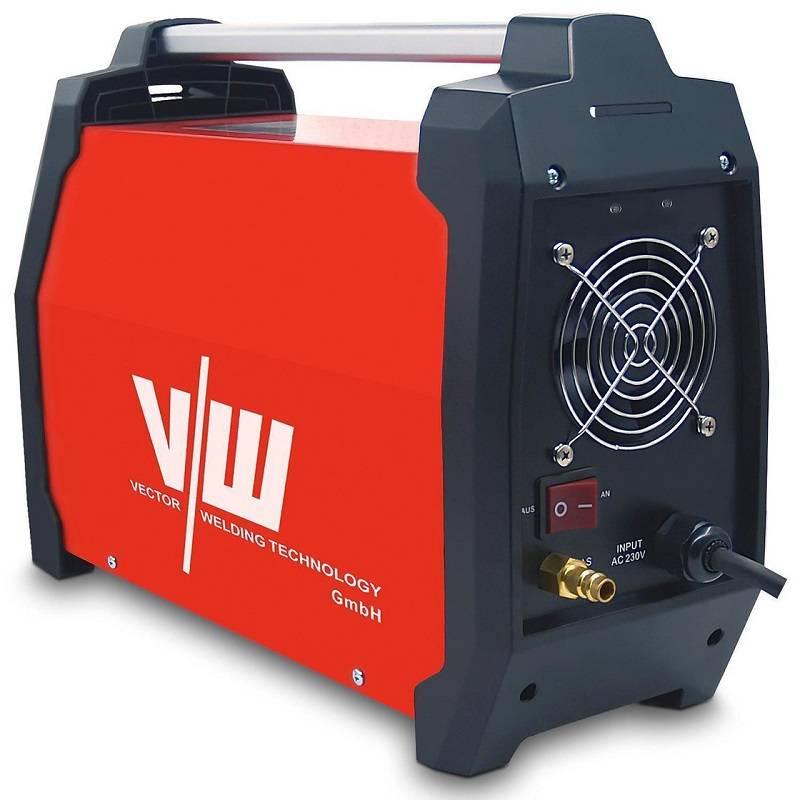 Poste à Souder Vector Welding TIG DC 200A Inverter IGBT avec Allumage HF