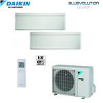 Climatiseur Daikin Bi split Stylish 2MXM52N + CTXAW 1 X FTXAW 2.5 KW + 1 X FTXAW 3.5 KW