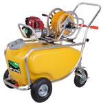 Pulvérisateur 100 litres avec moteur 4 T + tuyau 30 métres MADER®