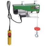 Palan treuil électrique de 200 à 400 Kg SAURIUM®