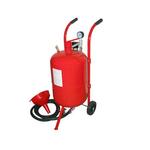 Machine de sablage avec dépôt 37 litres