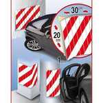 Protetor anti-spray Garagem Adesivo Flexível 30x20 cm.