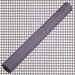 Rede para mosquiteiros em fibra de vidro cinza 18x16 / 60 cm.Role 50 metros.