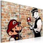 Foto - Caught Mario