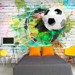 Adesivo - Esporte colorido