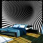 Adesivo - Abstract background 3D