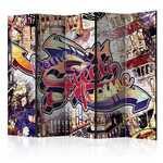 Tela - Cool Graffiti II - Divisórias de Quarto