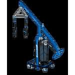 Aquabike Lift Mastro de elevação universal