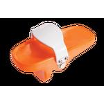 Kit Waterflex de 2 pedais AquaSpeed S2 - Laranja