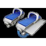 Kit Waterflex de 2 pedais de válvula de velocidade dupla ADS