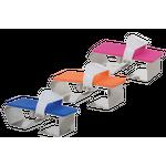 Kit Waterflex de 2 pedais de metal HAPPY