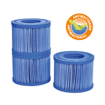 Cartucho de filtro antibacteriano (conjunto de 3)