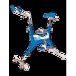 Bicicleta de piscina de ar Waterflex WR3 - estrutura de alumínio